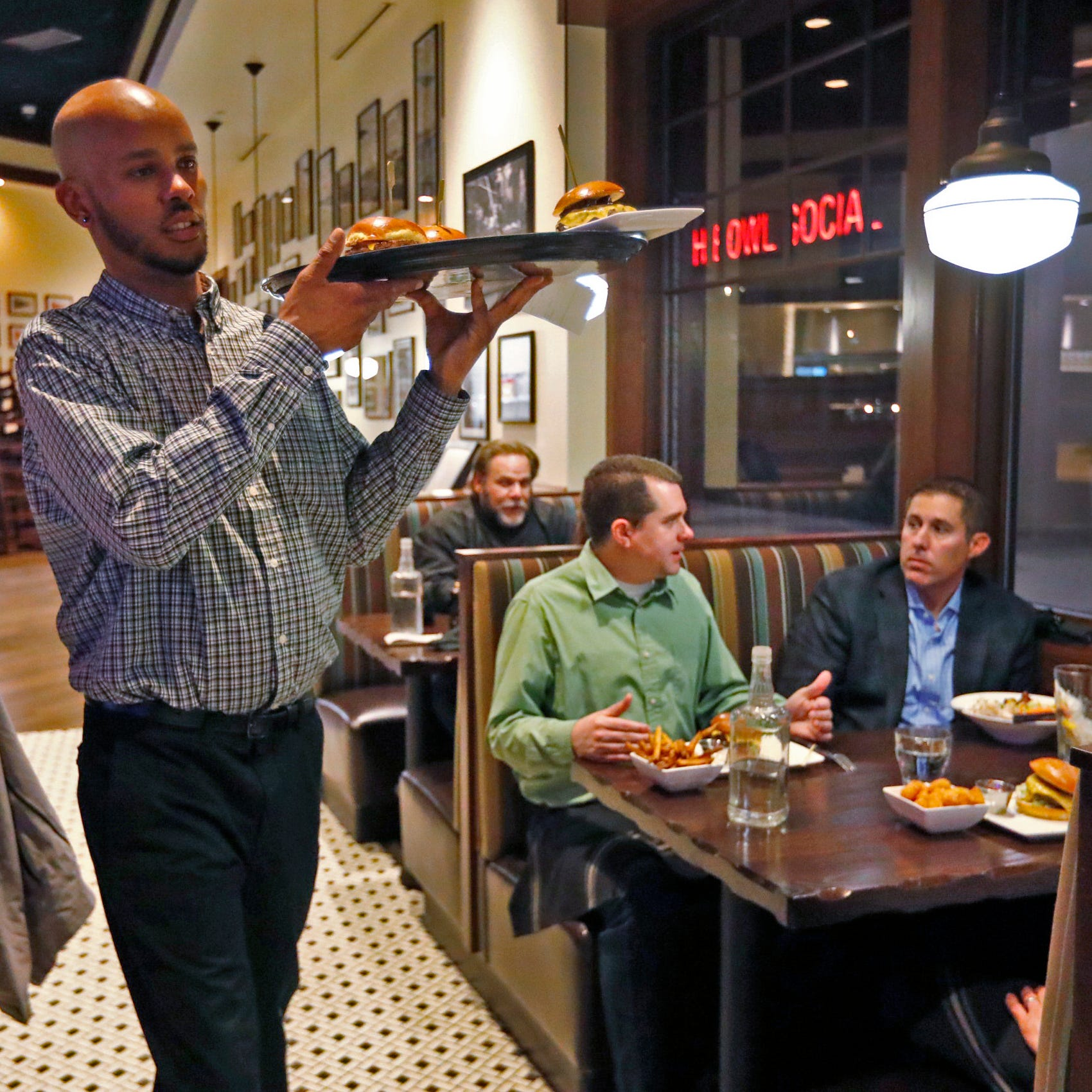 In convention-friendly Indianapolis, restaurants can staff up fast with this homegrown app
