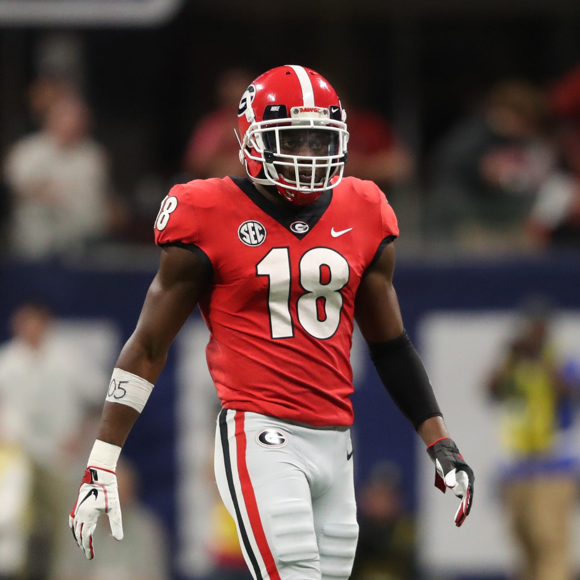NFL mock draft 2019: Colts could double down on receiver, cornerback