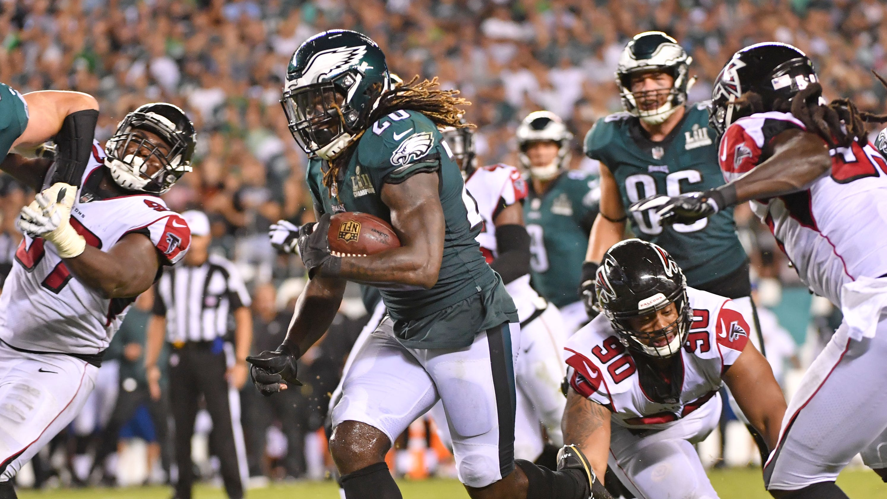 f89338fae84 NFL free agency 2019: 5 things to know about Jay Ajayi