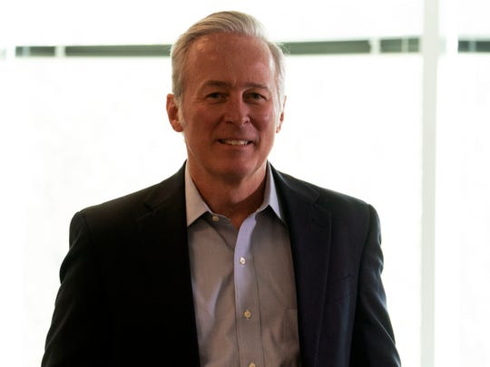 Terry Edwards, president and CEO of PerfectServe on Thursday, March 14, 2019.