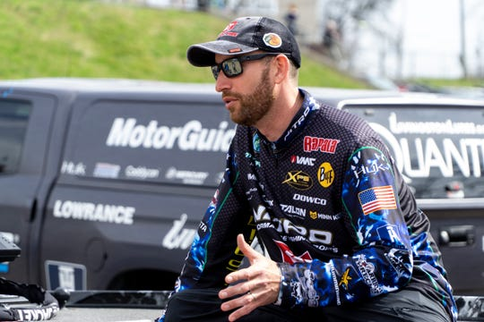 Local angler and two-time Bassmaster Elite winner Ott DeFoe talks about competing in this weekend's Bassmaster Classic, which is the first time the event has been held in Knoxville.