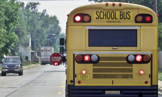 Tippecanoe County Sheriff's Office will receive $15,750 in grant money to enforce laws on school bus stop arm violations.