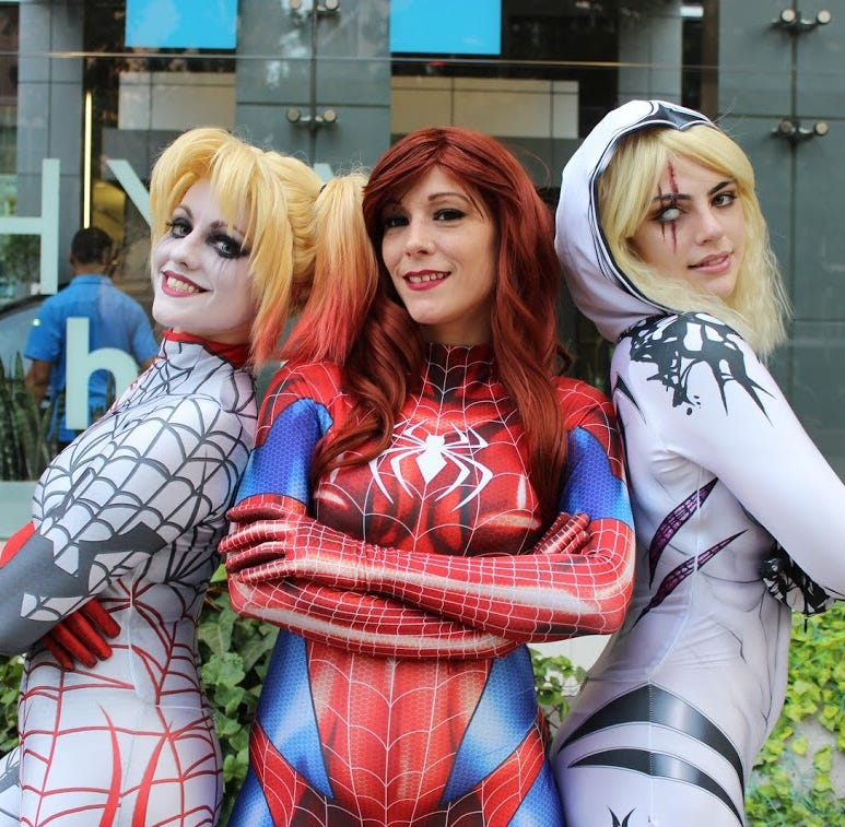 Louisiana Comic Con returns to  Lafayette Cajundome Convention Center this weekend