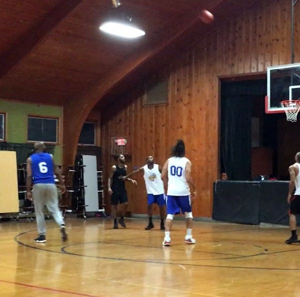 New Lancaster semi-pro basketball team has inaugural game Saturday