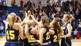 Highlights and interviews from Hartland's 50-46 victory over Walled Lake Western.