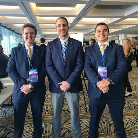 Hartland High School students to compete at international career development conference