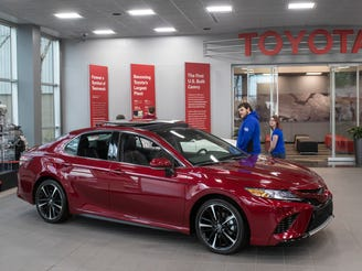Toyota plans to add hundreds of jobs at Kentucky plant, offers signing bonus