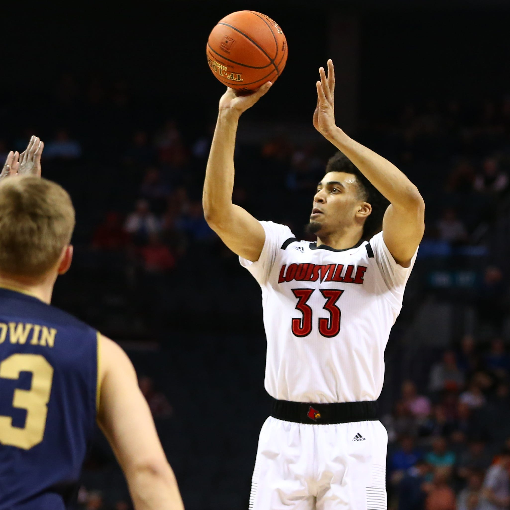 Louisville forward Jordan Nwora scores invite to NBA Draft Combine