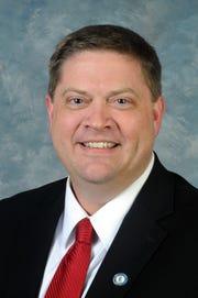 Rep. Jason Petrie, R-Elkton