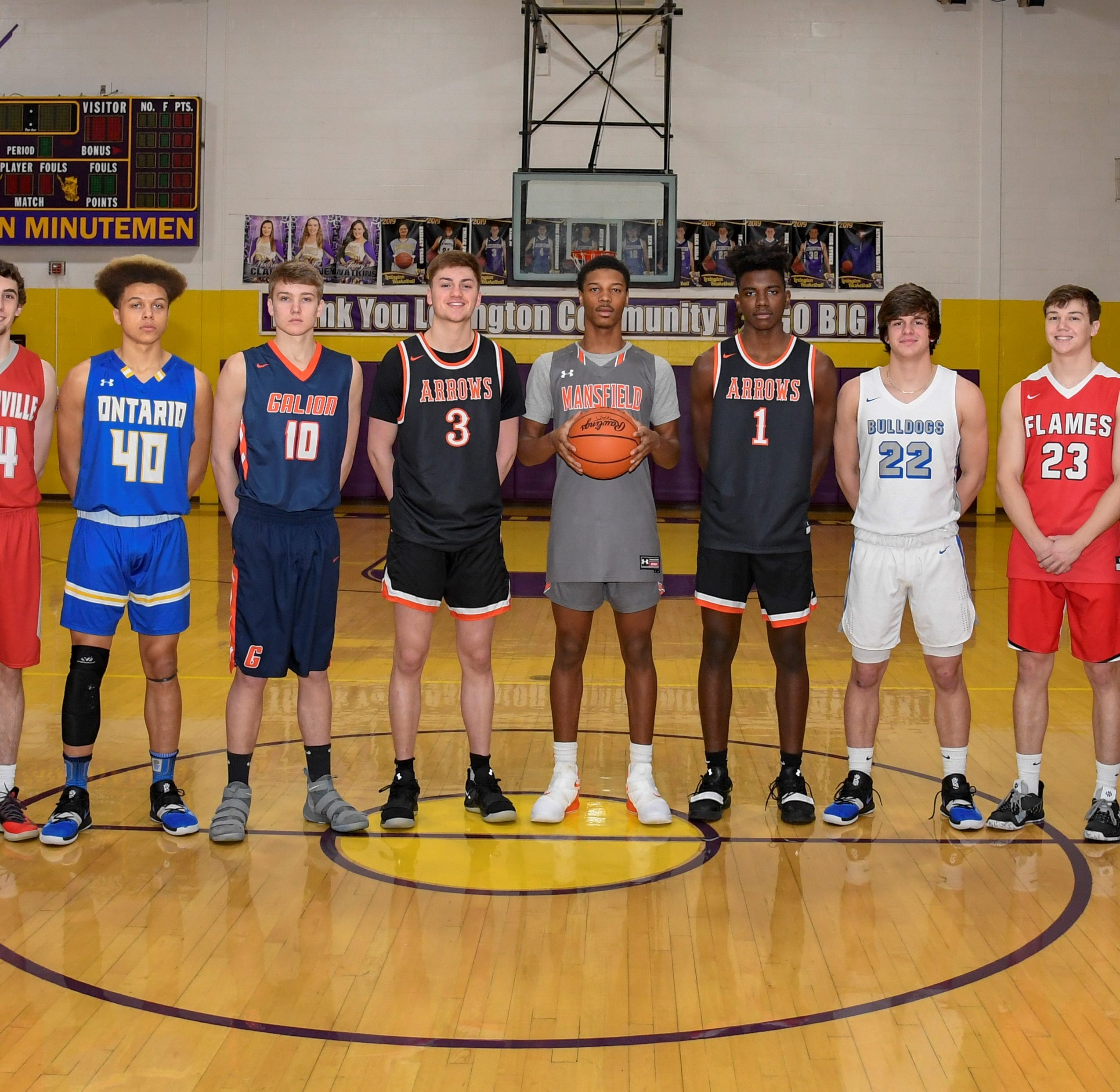 South all-stars: Can they steal North's 'homecourt' edge?