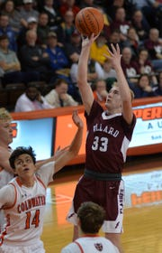 Willard guard Cooper Parrott scored 23 points in the Division III regional semifinals, which could be a sign of even better things to come in the 2019-20 season.