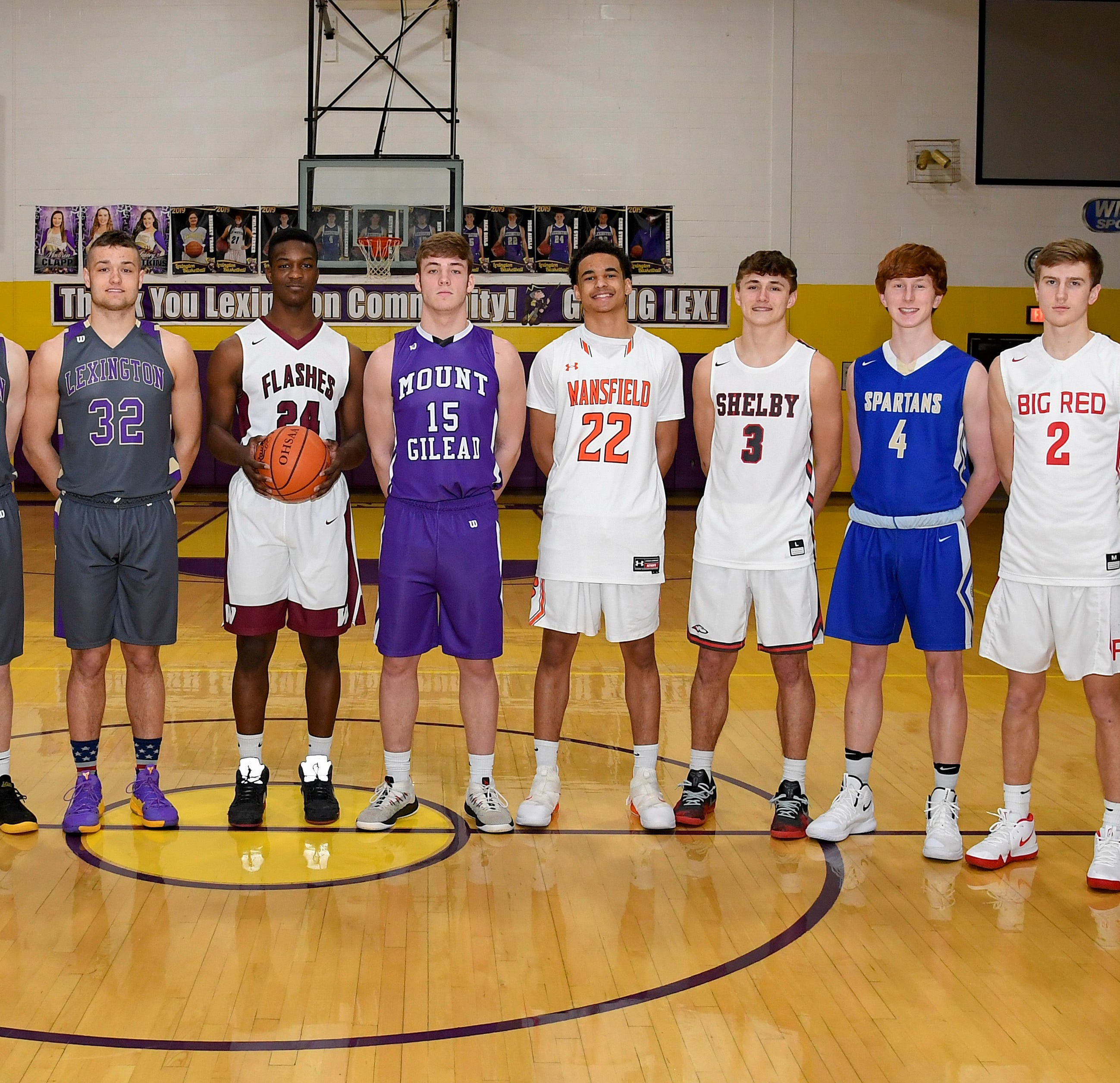 "North all-stars: As one player sees it, ""We're stacked"""
