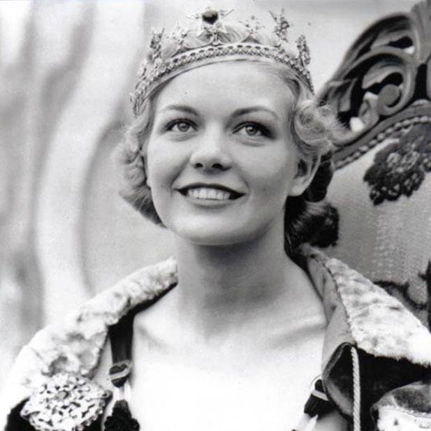 Celebrating MarionMade! women: Marilyn Meseke was Miss America