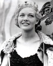 Marilyn Meseke won the 1938 Miss America pageant.