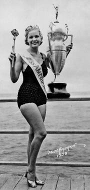 Marilyn Meseke won the 1938 Miss America pageant.