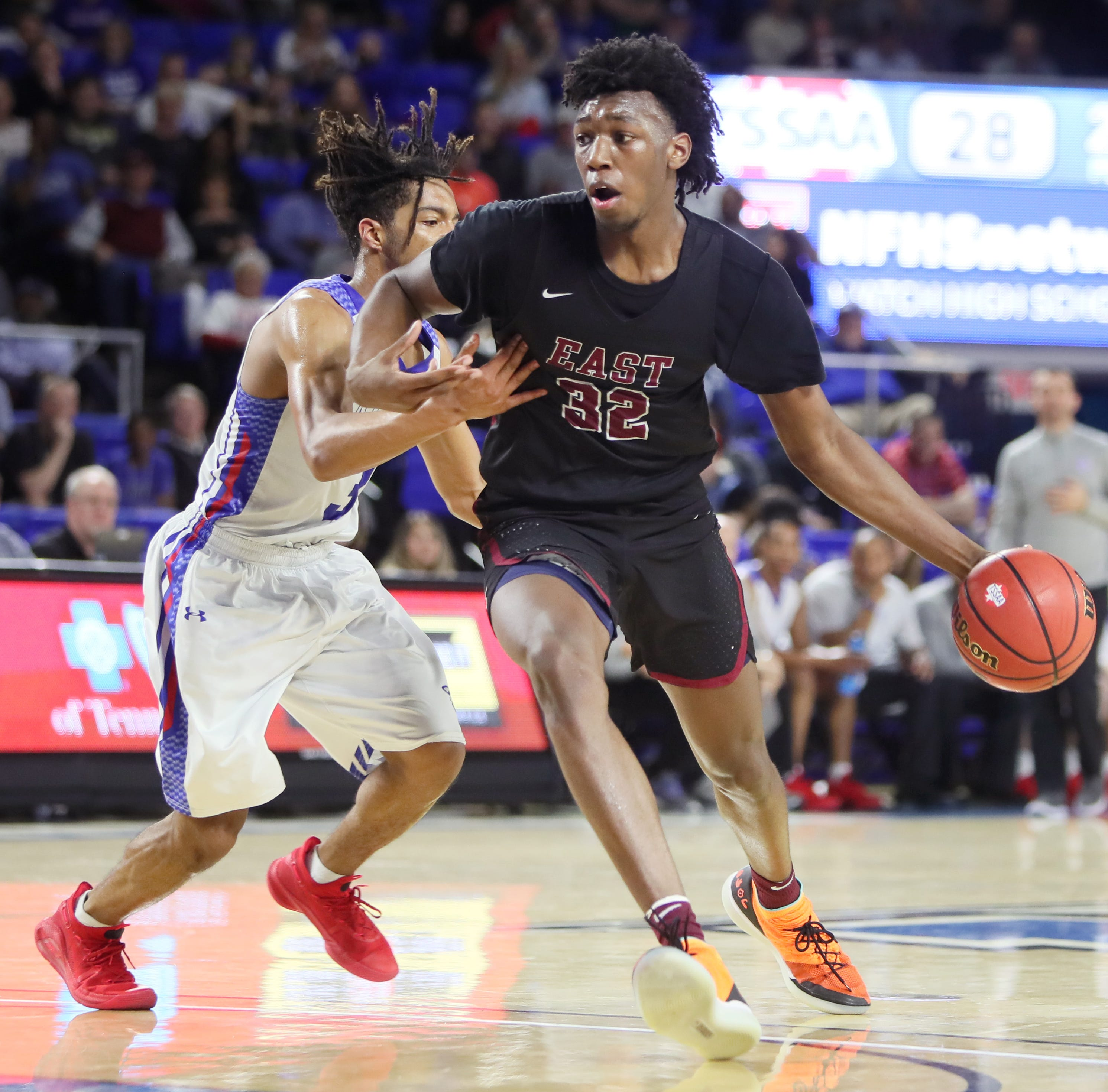 East's James Wiseman wins Morgan Wootten National Player of the Year Award