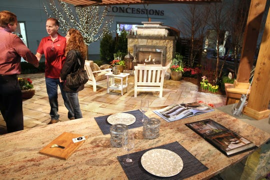 Besides remodeling and landscaping tips, pick up cooking tips from professional chefs and other experts at the Realtors Home & Garden Show at the Wisconsin State Fair Park Exposition Center, which starts March 22.