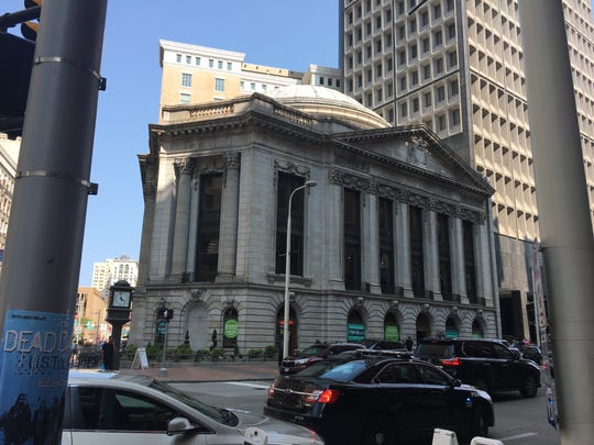 Heinen's of Downtown Cleveland has been called America's most beautiful grocery store, with a location in a 110-year-old bank.