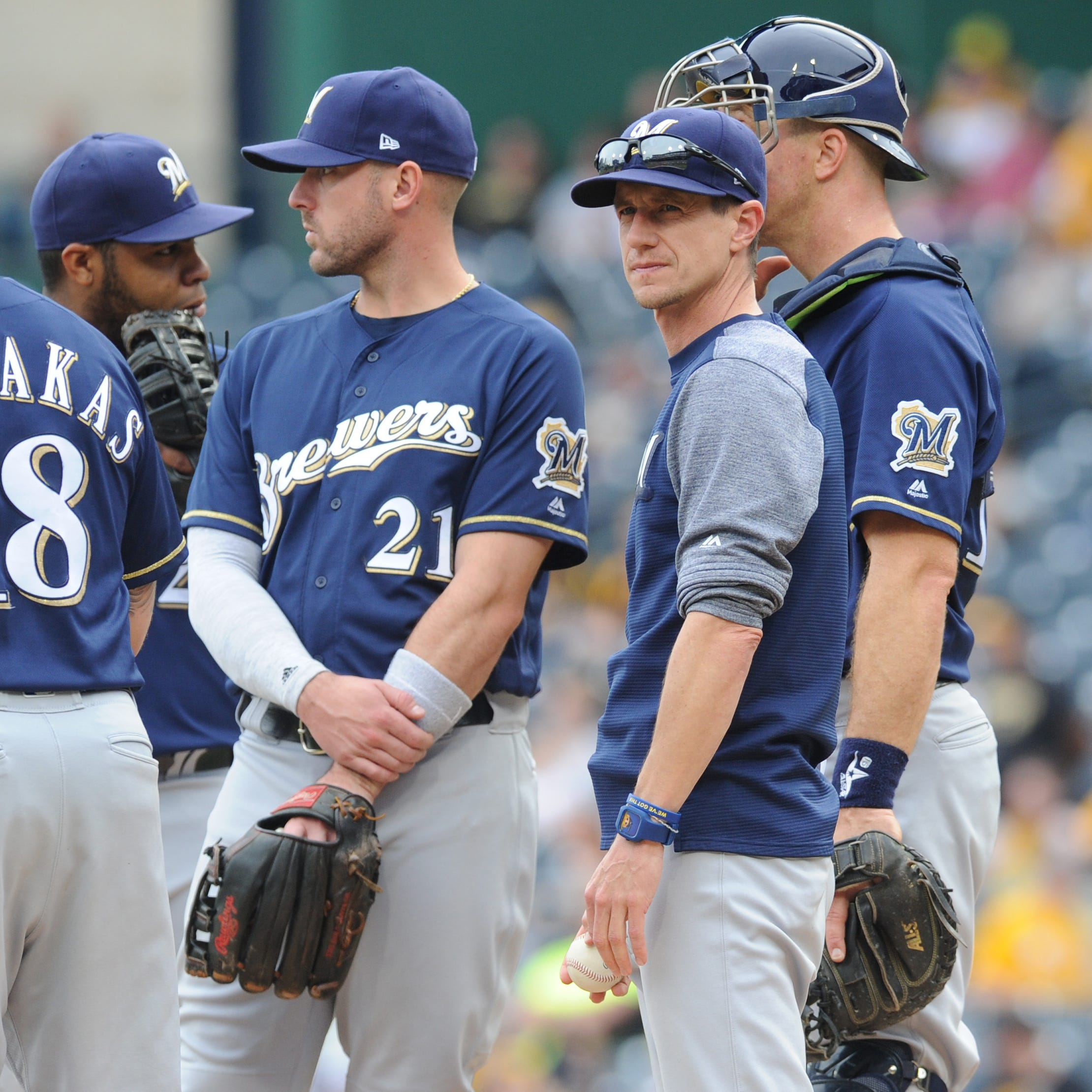 Brewers will have to adjust to new pitching and roster rules when implemented in 2020