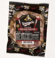 Sausage products like headcheese used to be much more popular, according to Fritz Usinger.