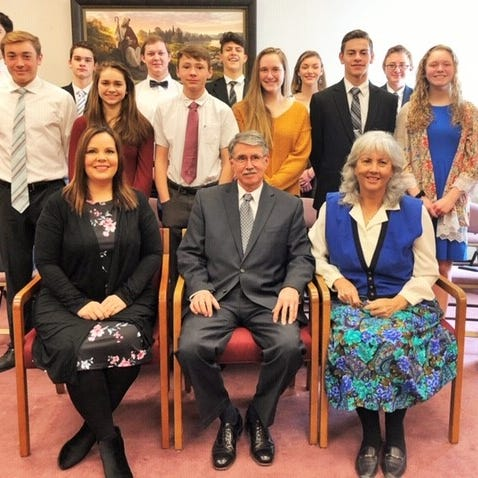 MH, Norfork students arise early to study scriptures