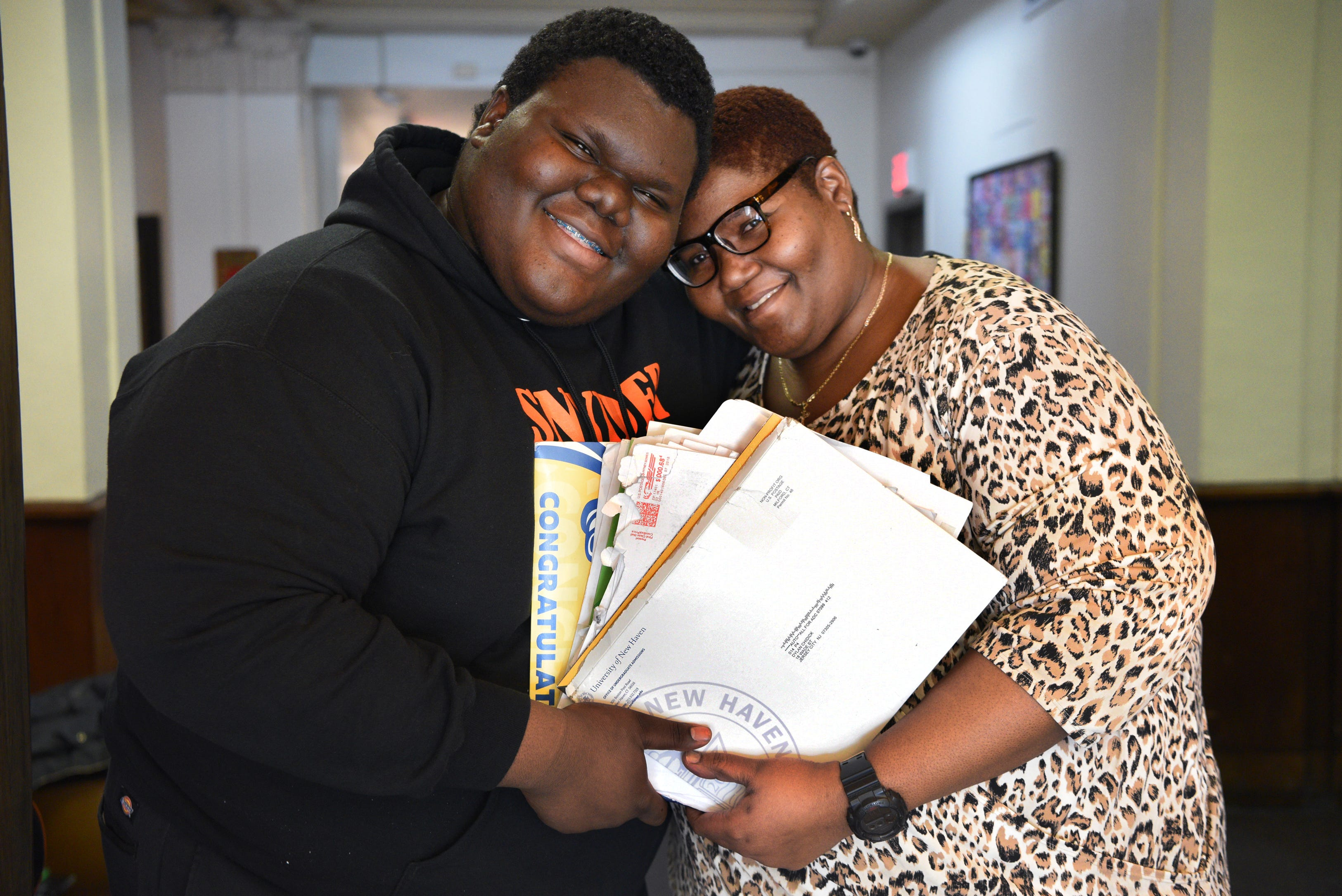 Lucky No. 18: Formerly homeless New Jersey teen gets into target school