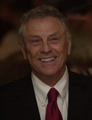 Nov. 27, 2007 -- Morris Dees, co-founder of the Southern Poverty Law Center, was awarded the March of Dimes Citizen of the Year on Tuesday at Wynlakes Country Club. (Montgomery Advertiser, Amanda Sowards)