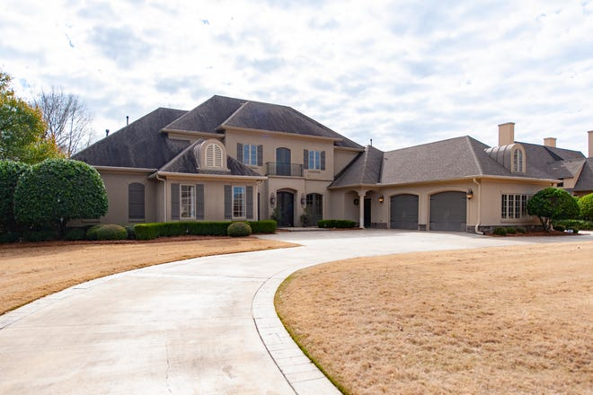 One Wynlakes home on Lakeridge Drive is for sale for $799,000 and includes four bedrooms and four and a half bathrooms within 5,041 square feet of living space.