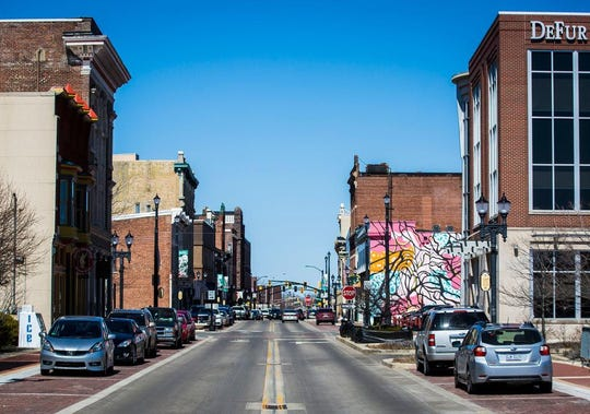 Downtown Muncie