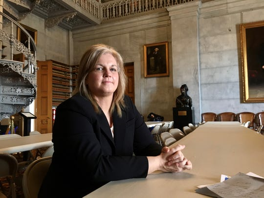 Christi Rice has accused state Rep. David Byrd of sexually assaulting her when she was a teenager.
