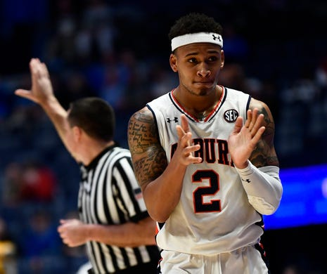 Sec Basketball Tournament 2019 Auburn Vs Missouri Live Score