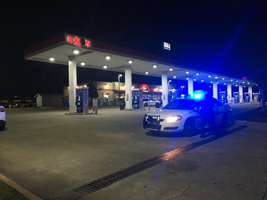 Metro Nashville police are investigating after a report of a shooting near Nissan Stadium by the Shelby Avenue bridge over Interstate 24 around 7:15 p.m. Wednesday.