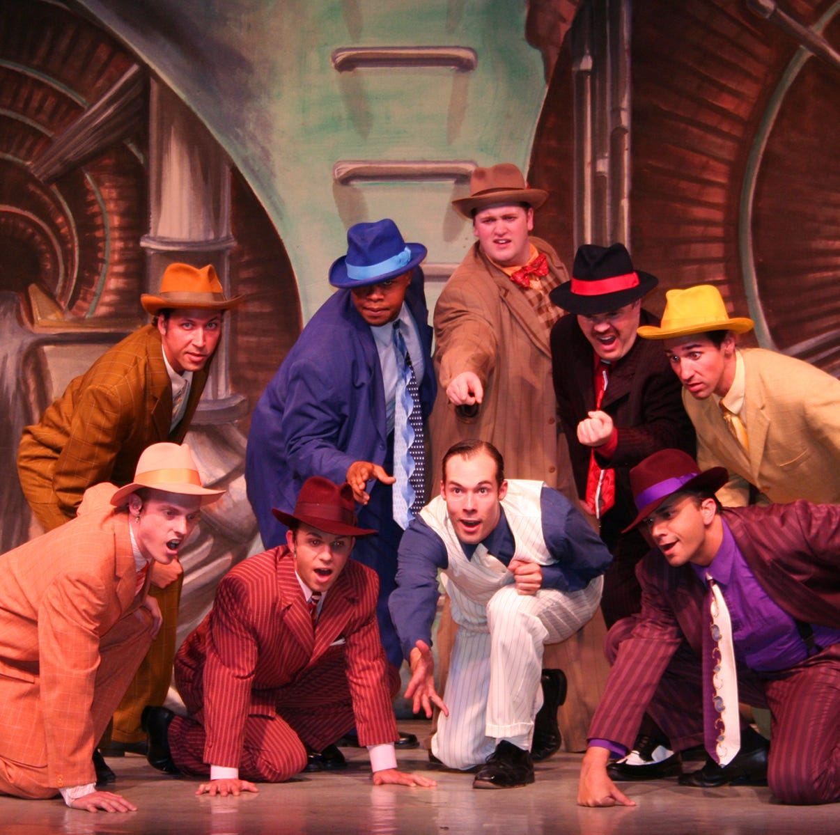 WOW To Do List: 'Alladin,' 'Guys and Dolls' and more