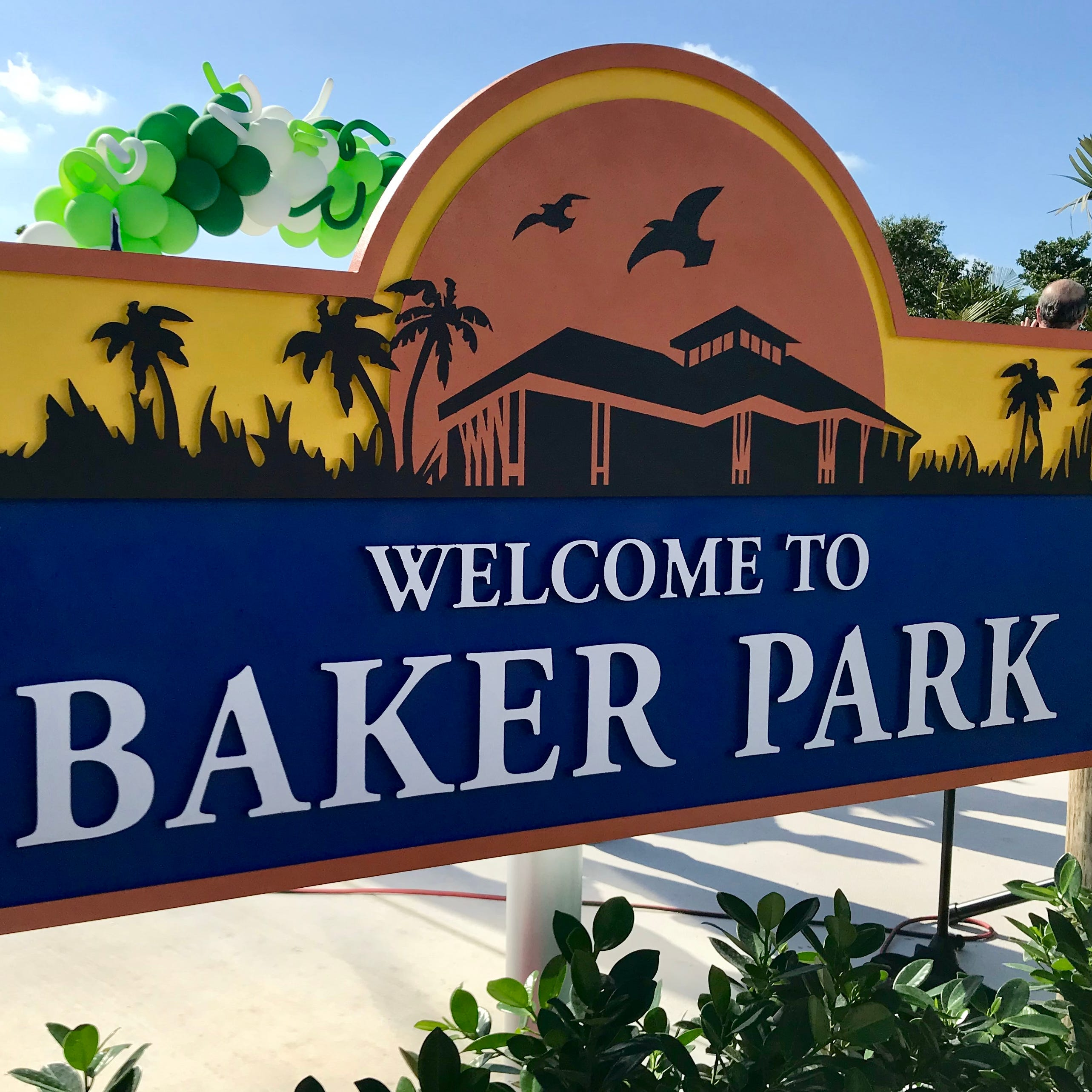City opens first portion of Baker Park; second half to open in October