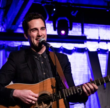 After long recovery, Jesse Ruben, a singer-songwriter and philanthropist, returns to music