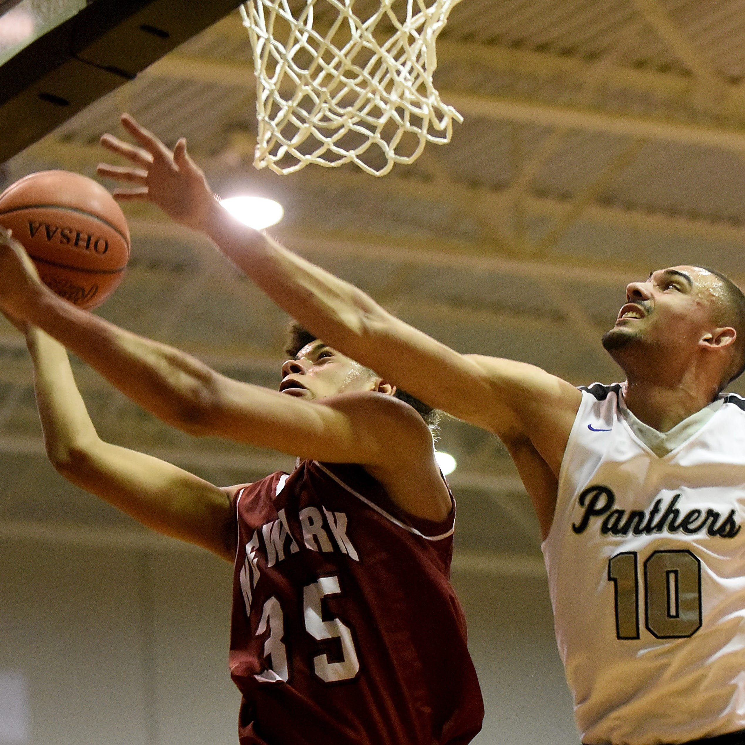 Newark cannot sustain fast start in regional boys basketball loss