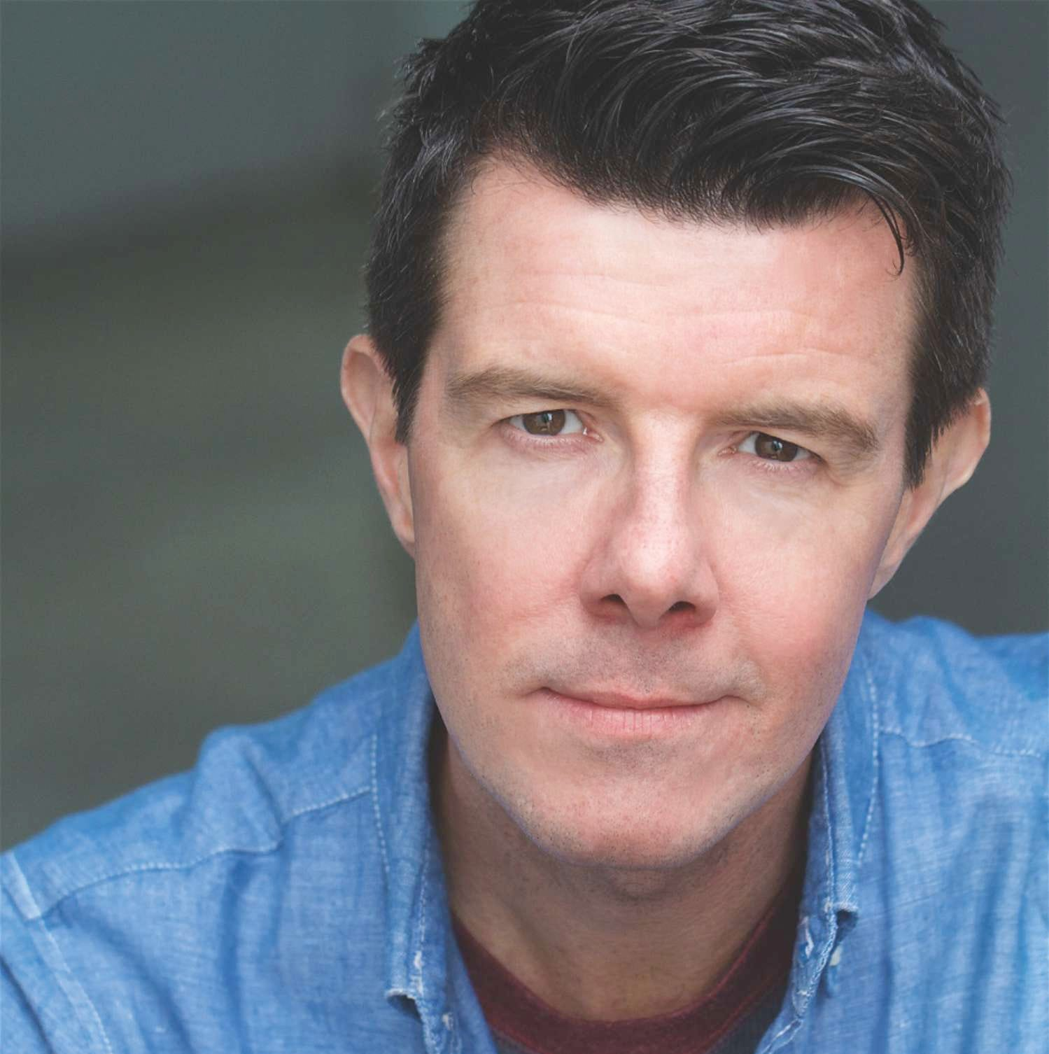 Award-winning stage actor Gavin Lee loves living in Maplewood