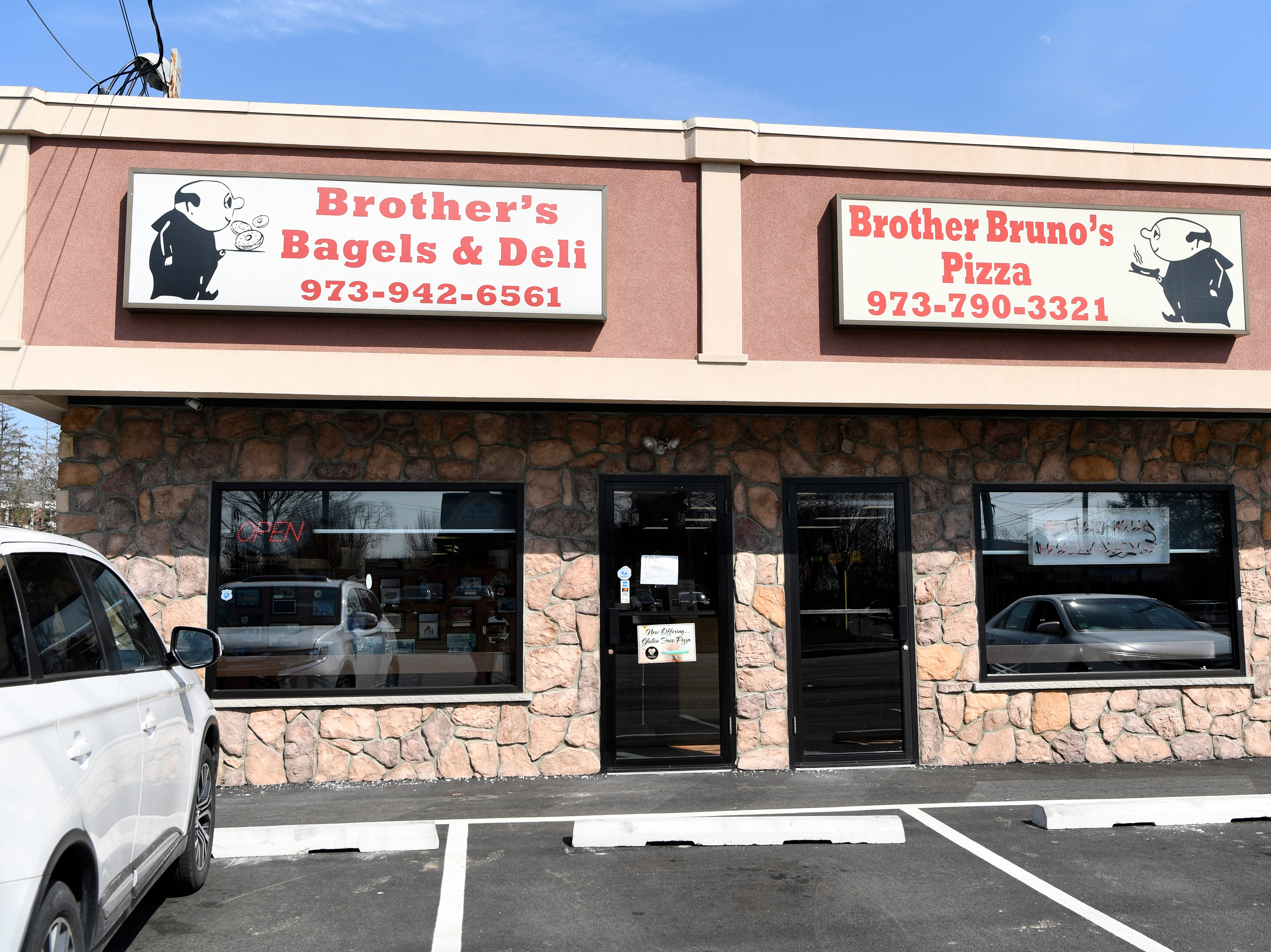 Brother Bruno's Pizza in Wayne. Photographed on Thursday, March 14, 2019.