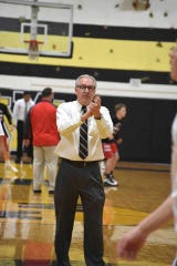 West Milford boys basketball coach John Finke announced his retirement at Thursday night's team awards ceremony after 30 years at the helm.