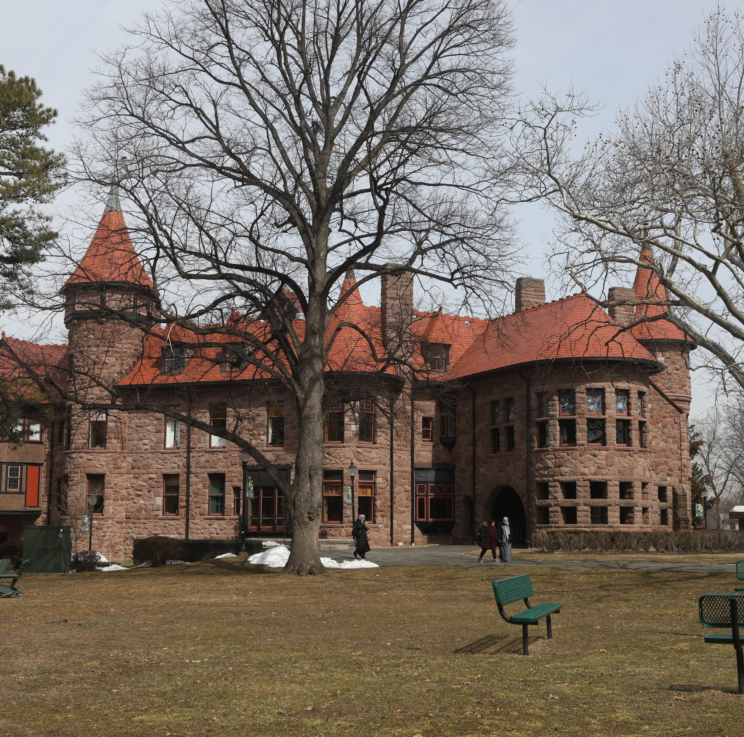 Felician University getting pushback over plan to build gym near Iviswold Castle