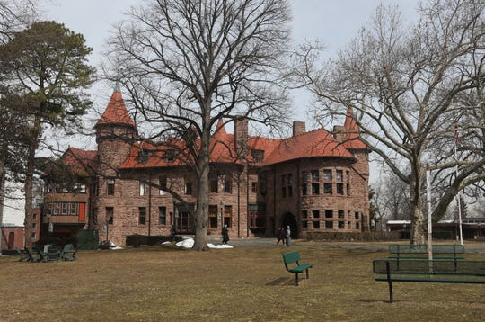 Iviswold Castle, on the campus of Felician University, is the center of complaints by Rutherford residents after the school announced construction plans. Residents say the construction will block the historic castle from the street, which they say goes against an agreement the university has with the borough.  Whether the construction would block the view remains to be seen. Wednesday, March 13, 2019