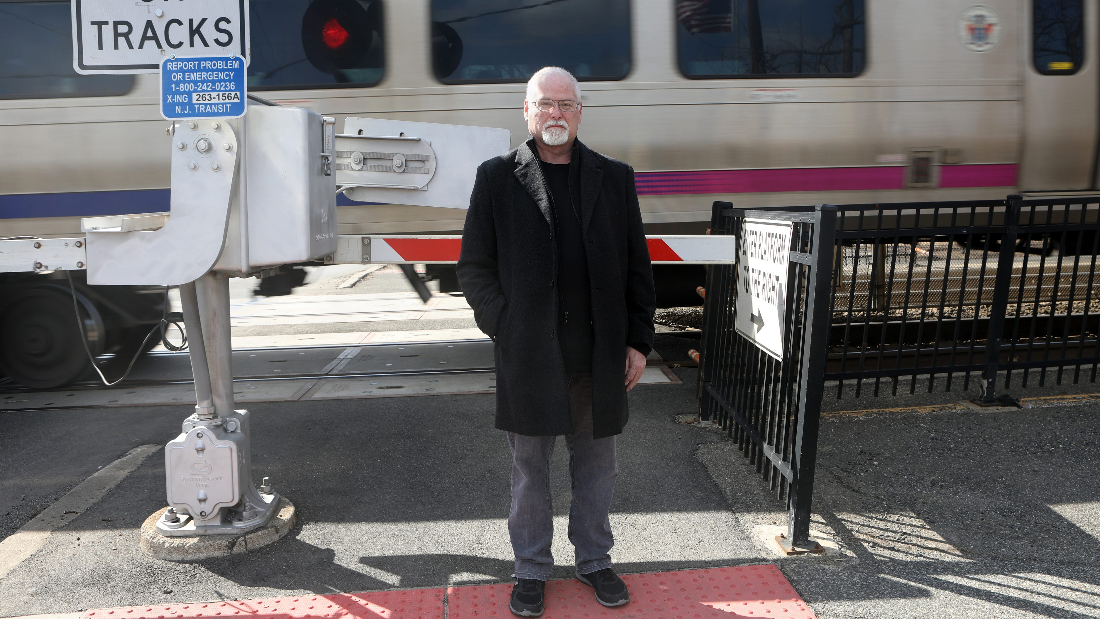 Unsung hero from Hoboken train crash forced into retirement by NJ Transit