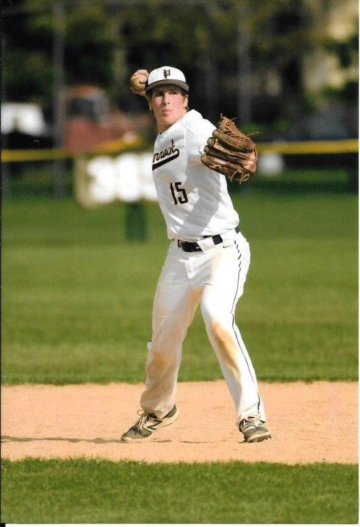 Senior shortstop Jack Maier and the Pequannock baseball team open the season on April 1 at Madison.