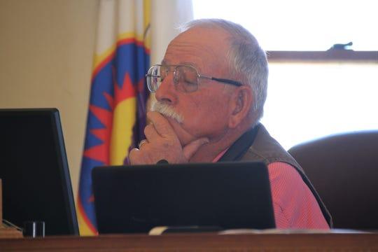 Commissioner John Sweetser of District 3