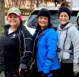 Leyba women take on Bataan Memorial Death March in honor of great-uncles who survived WWII