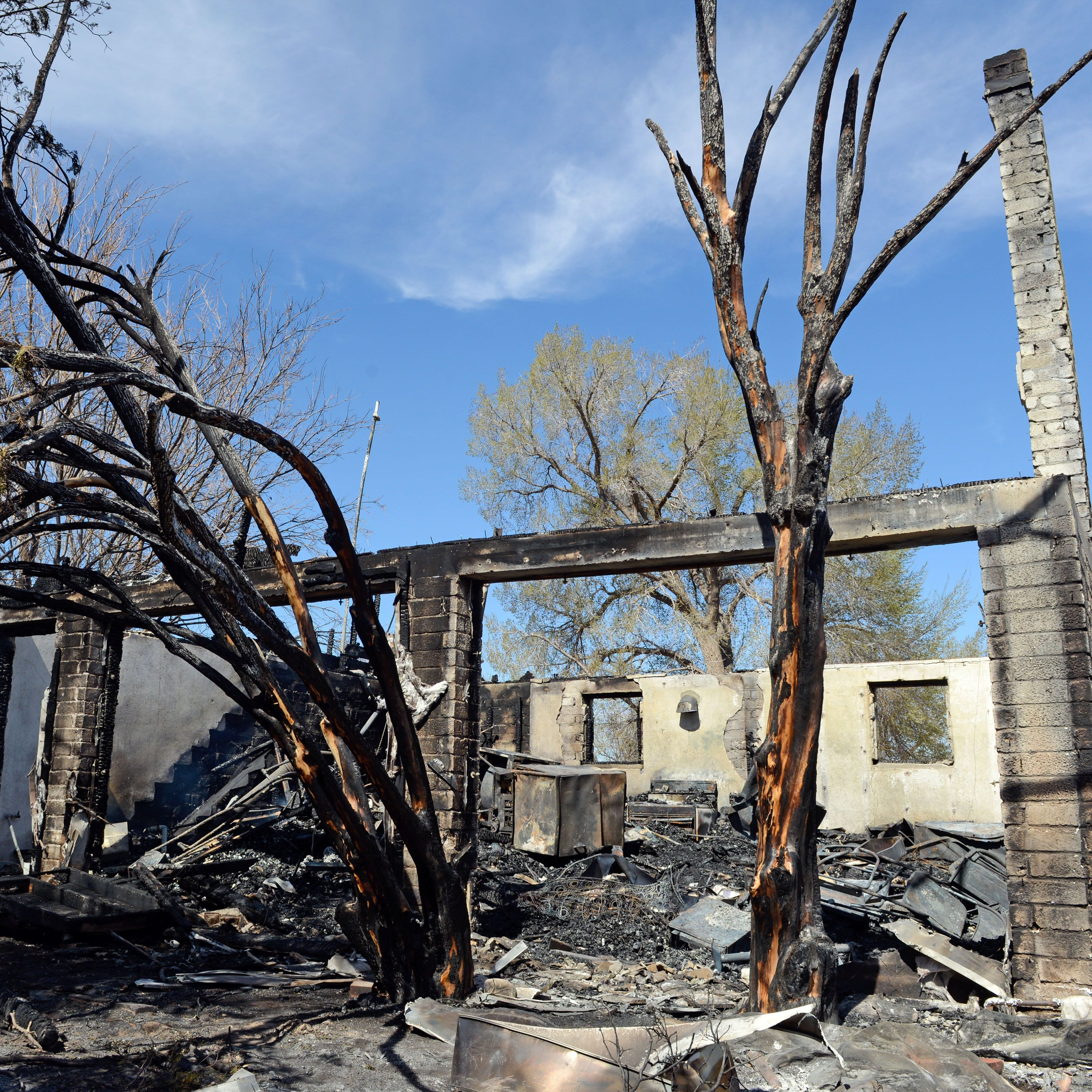 Man charged with arson in Hatch fire; discarded hookah coals carelessly