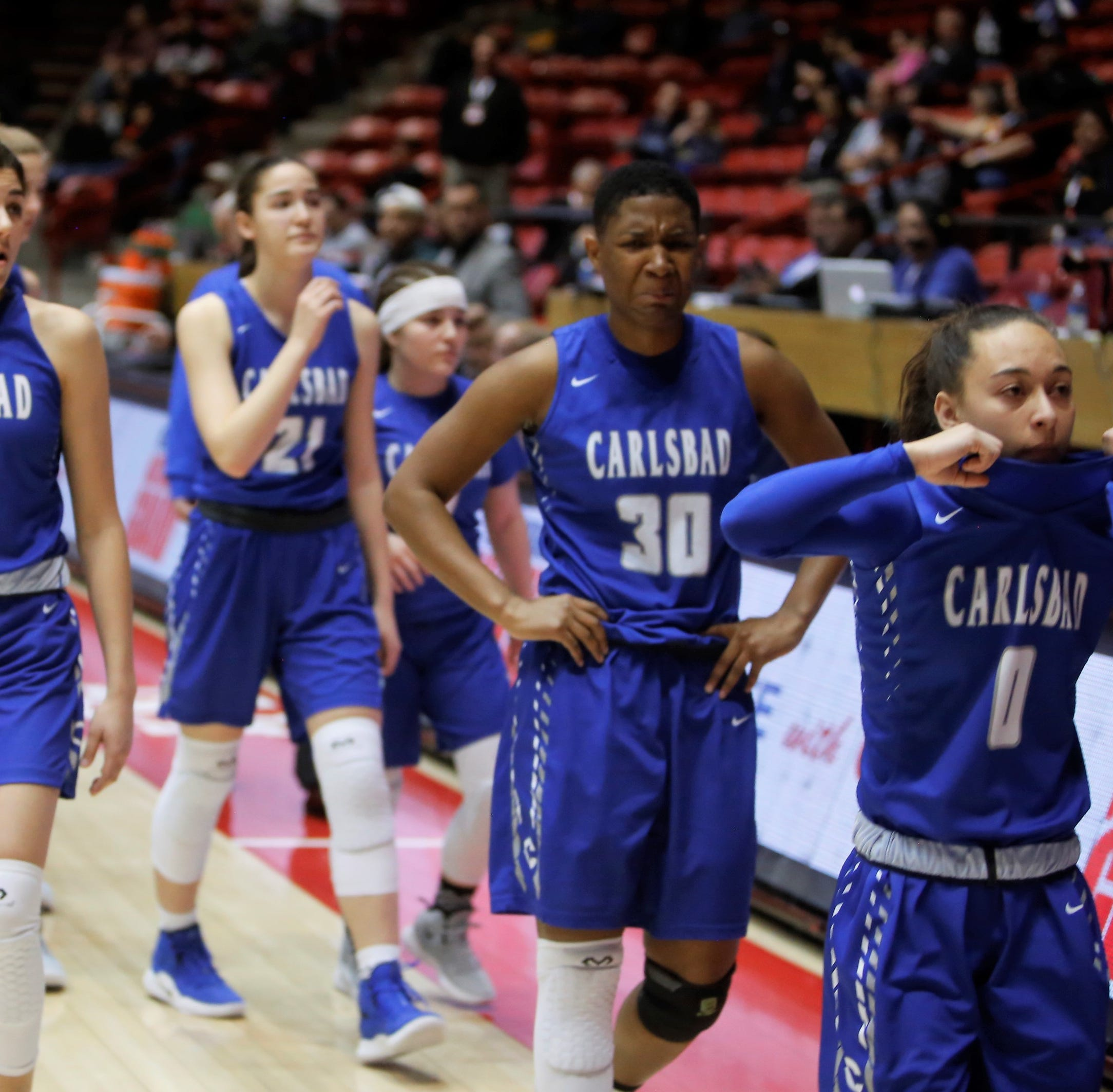 Cavegirls fall to Hobbs in final seconds