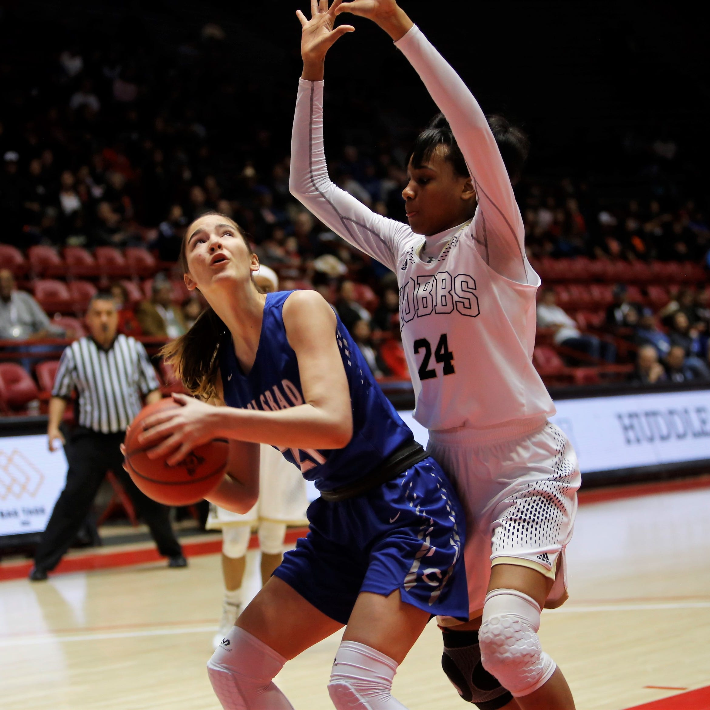 LIVE: NMAA State Basketball Tournament Updates - Day 3: CBad and Hobbs go down to the wire