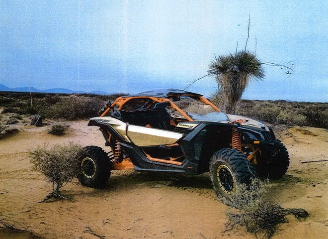 Crime Stoppers is requesting public assistance to help find this stolen ATV.