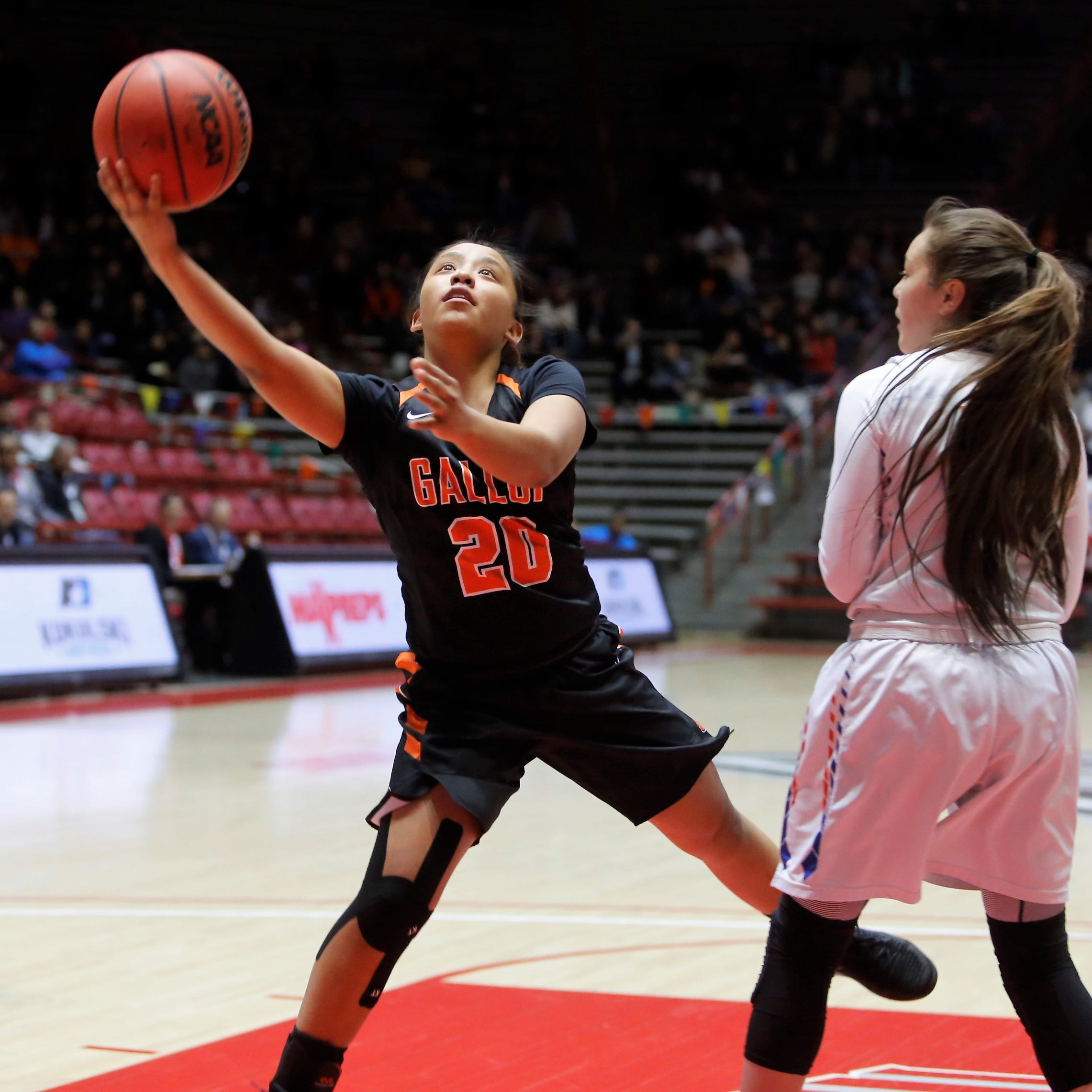 LIVE: NMAA State Basketball Tournament Updates - Day 3: W. Mesa tops PV in OT